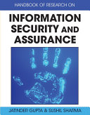 Handbook of Research on Information Security and Assurance