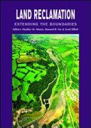 Pdf Land Reclamation - Extending Boundaries