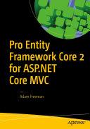 Pro Entity Framework Core 2 for ASP NET Core MVC