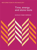 Time  Energy and Stone Tools