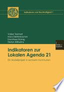 Indikatoren zur Lokalen Agenda 21