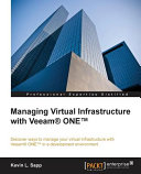 Managing Virtual Infrastructure with Veeam One