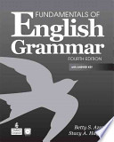 Fundamentals of English Grammar: Student Book W/Audio and Answer Key and Workbook