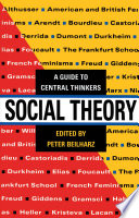 social theory beilharz peter