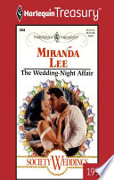 The Wedding Night Affair