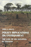 Policy Implications on Environment