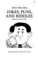 Jokes  Puns  and Riddles
