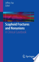Scaphoid Fractures and Nonunions