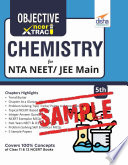 (Free Sample) Objective NCERT Xtract Chemistry for NEET-JEE Main 5th Edition