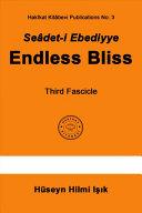 Pdf Seâdet-i Ebediyye Endless Bliss Third Fascicle Telecharger