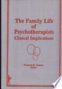 The Family Life of Psychotherapists