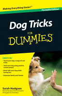Dog Tricks For Dummies  Portable Edition