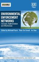 Environmental Enforcement Networks