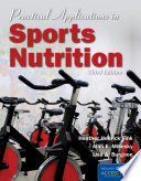 """Practical Applications In Sports Nutrition BOOK ALONE"" by Heather Fink, Alan Mikesky, Lisa Burgoon"