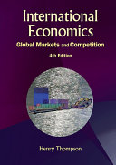 International Economics: Global Markets And Competition (4th Edition) Pdf/ePub eBook