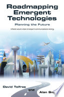 Roadmapping Emergent Technologies Book PDF