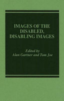 Images of the Disabled  Disabling Images