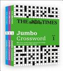 The Times 2 Jumbo Crossword Gift Set