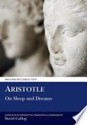Aristotle on Sleep and Dreams