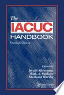 The IACUC Handbook  Second Edition Book