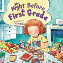 The Night Before First Grade Book PDF
