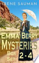 Emma Berry Mysteries Box Set   Books 2 4