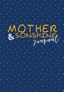 Mother   Sonshine Journal Book PDF