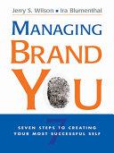Managing Brand You