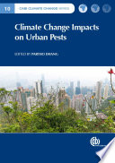 Climate Change Impacts on Urban Pests
