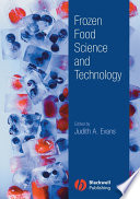 Frozen Food Science And Technology Book PDF