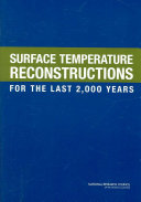 Surface Temperature Reconstructions for the Last 2 000 Years