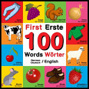 First 100 Words   Erste 100 W  rter   German English   Deutsch English