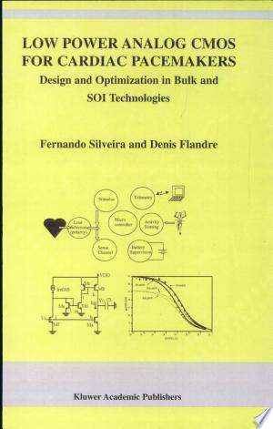 Download Low Power Analog CMOS for Cardiac Pacemakers Free Books - EBOOK