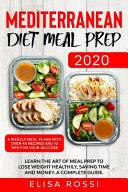 Mediterranean Diet Meal Prep 2020
