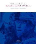 Mild Traumatic Brain Injury Rehabilitation Toolkit Book