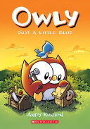 Just a Little Blue (Owly #2)