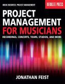 Project Management for Musicians Pdf/ePub eBook