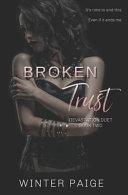 Broken Trust Book