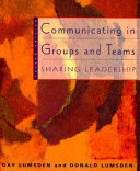 Communicating in Groups and Teams Book PDF