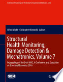 Structural Health Monitoring  Damage Detection   Mechatronics  Volume 7