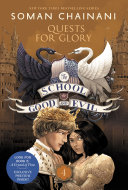 The School for Good and Evil #4: Quests for Glory Pdf