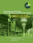 Advanced Energy Design Guide For Small Warehouses And Self Storage Buildings Book PDF