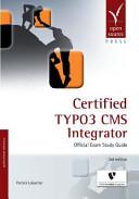 Certified Typo3 CMS Integrator