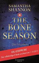 XXL-Leseprobe: The Bone Season - Die Träumerin