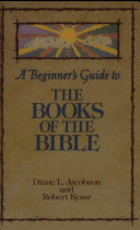 A Beginner's Guide to the Books of the Bible Pdf/ePub eBook