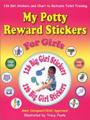 My Potty Reward Stickers for Girls Book