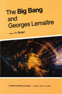 Pdf The Big Bang and Georges Lemaître Telecharger