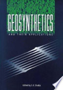 Geosynthetics and Their Applications
