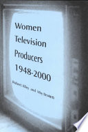 Women Television Producers PDF