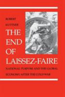 The End of Laissez Faire